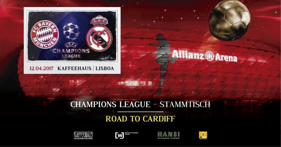 Champions League – Stammtisch – Lisboa
