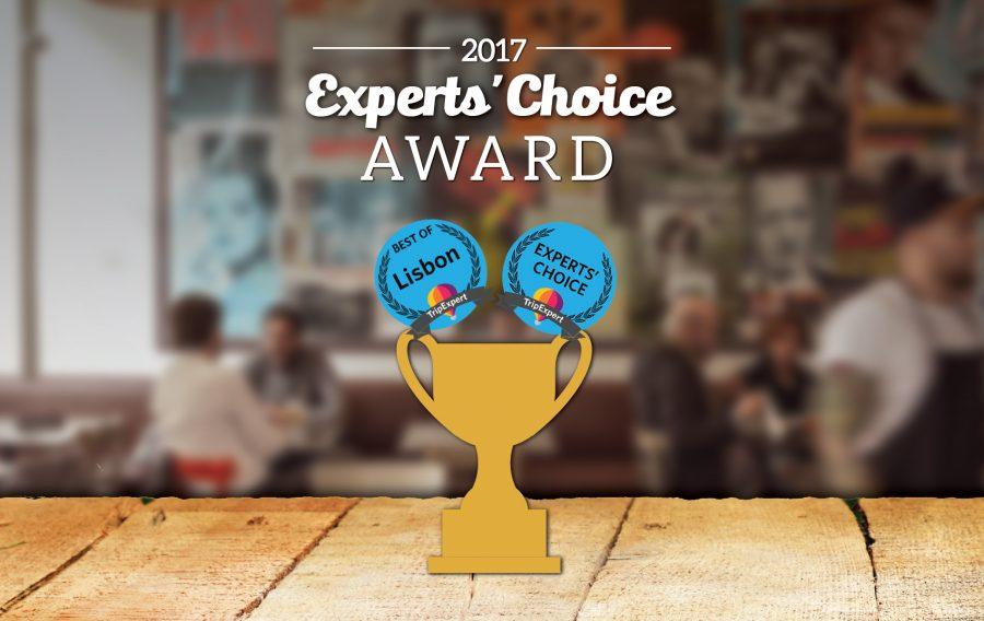 2017 Experts Choice Award